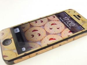 iphone,デコシール